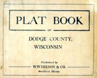 Title Page, Dodge County 192x